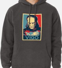Vote Vigo Pullover Hoodie