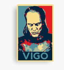 Vote Vigo Canvas Print