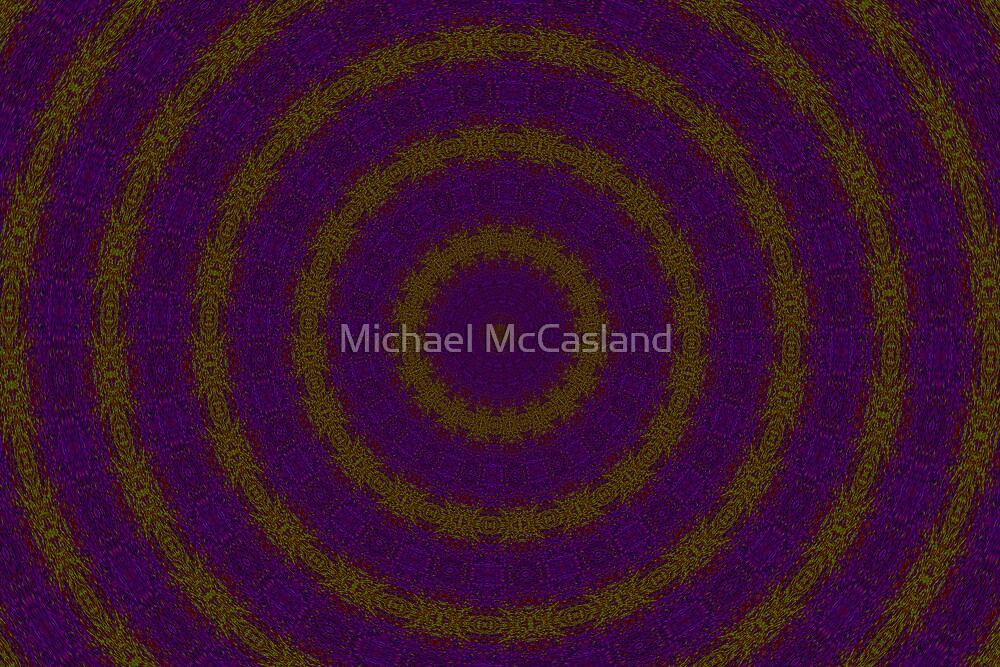 Pattern Series #3 by Michael McCasland