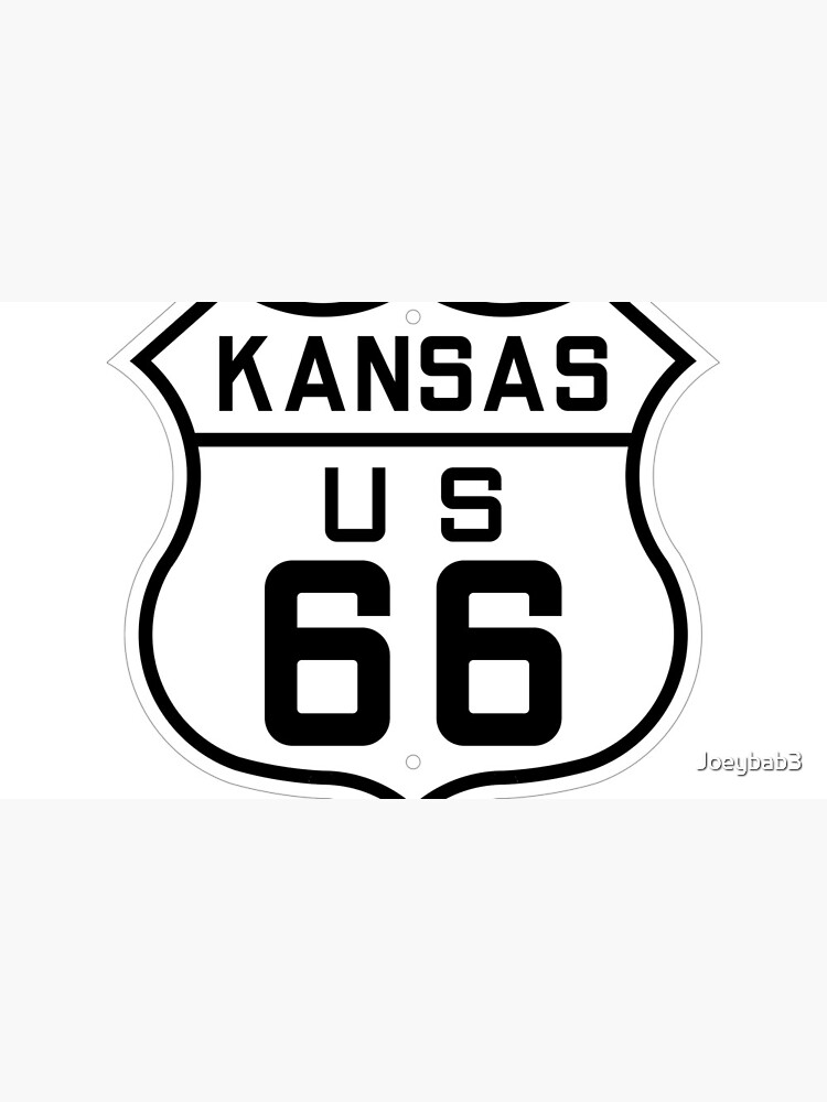 US Route 66 (Kansas) 1926 Cutout Edition by Joeybab3