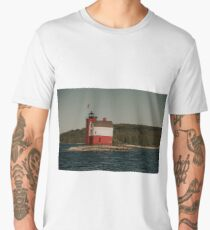 Round Island Light Men's Premium T-Shirt