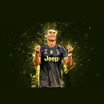 Cristiano Ronaldo (CR7)- JUVENTUS by MosWorldShop