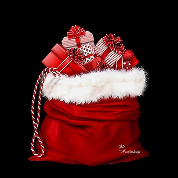Sack full of presents by comtessek