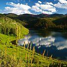 Sylvan Lake, Colorado by Bryce Bradford