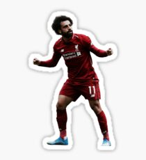 Mo Salah Celebration Sticker