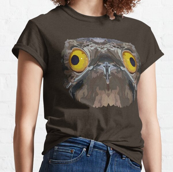 Topographic: Common Potoo Classic T-Shirt