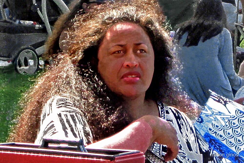 San Diego Pacific Islander Festival by Milton Ginos