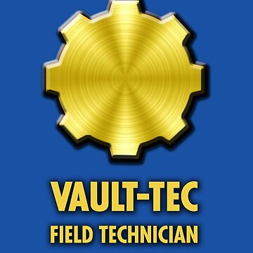 Fallout Vault Tec by DBnation