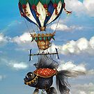 Moor Balloon by Tom Parker