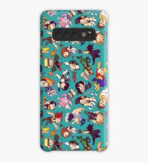 Plus Ultra Pattern Case/Skin for Samsung Galaxy