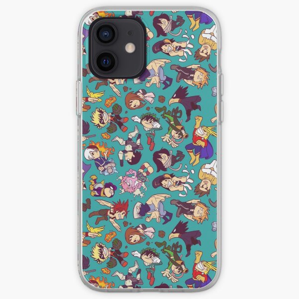 Plus Ultra Pattern Coque souple iPhone