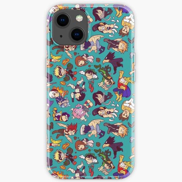 Plus Ultra Pattern iPhone Soft Case