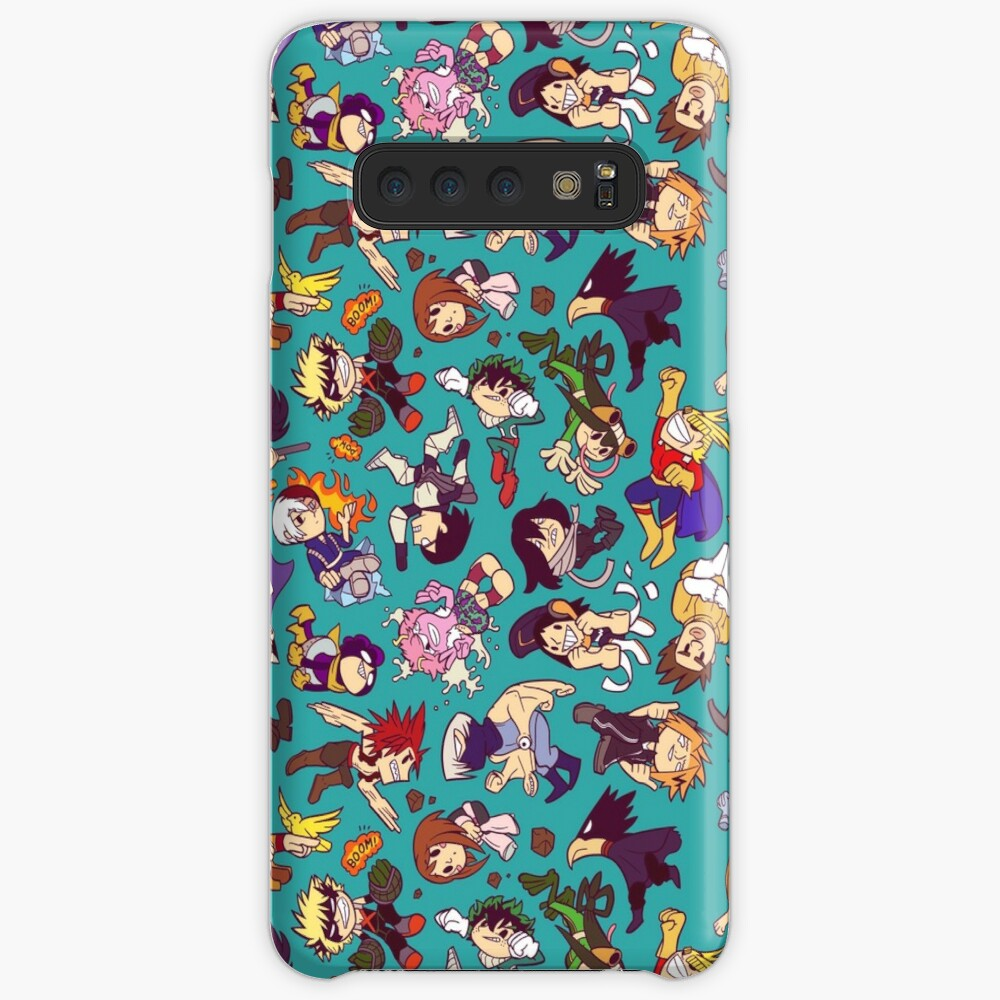 Plus Ultra Pattern Case & Skin for Samsung Galaxy