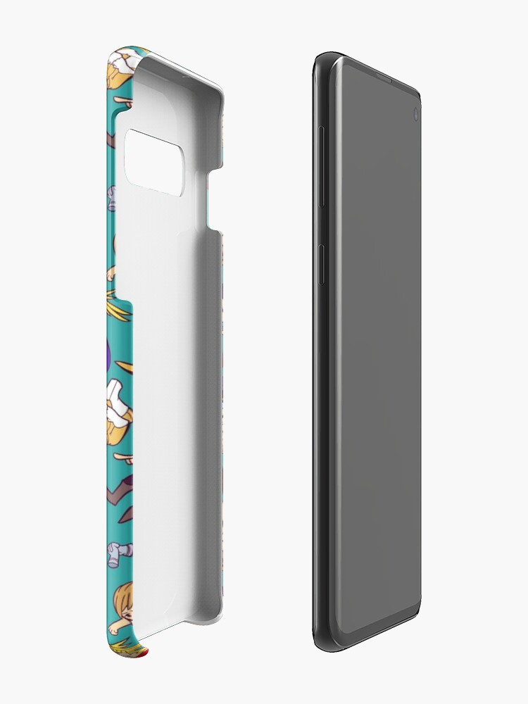 Alternate view of Plus Ultra Pattern Case & Skin for Samsung Galaxy
