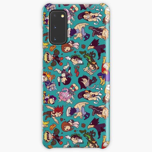 Plus Ultra Pattern Samsung Galaxy Snap Case