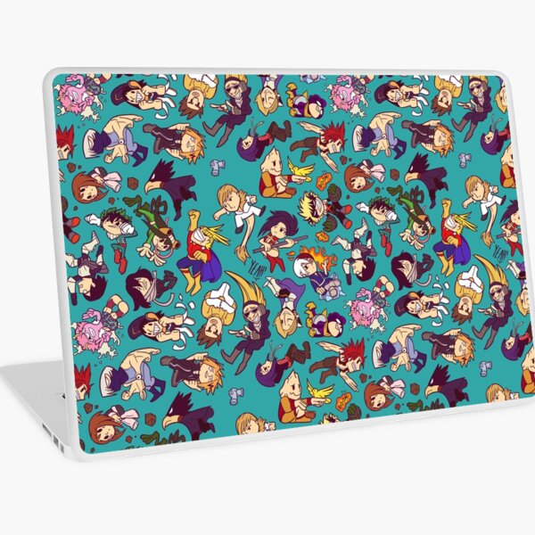 Plus Ultra Pattern Laptop Skin