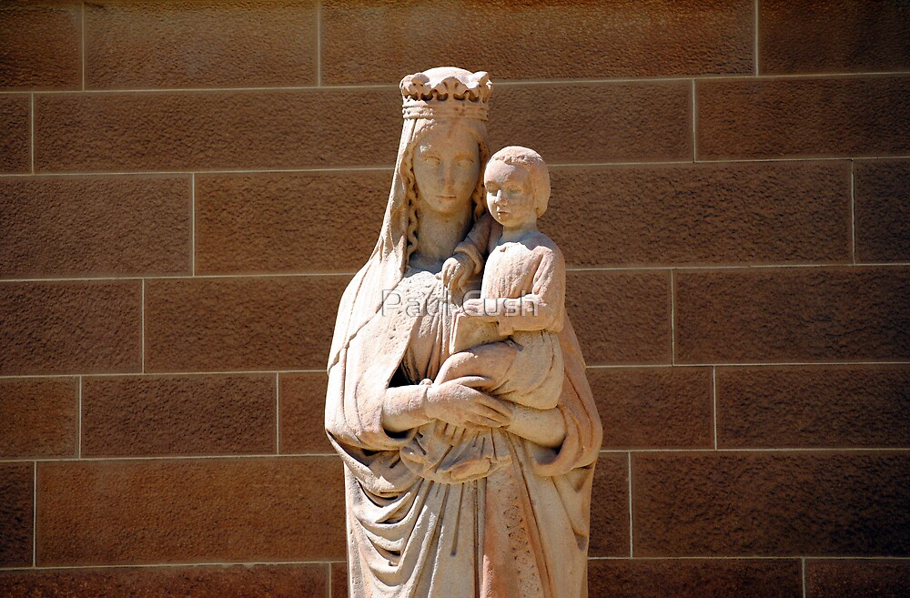 Mother and Child by Paul Cush