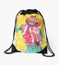 TOMATO HEAD Drawstring Bag