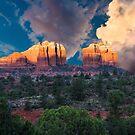 Sedona Dawn by BGSPhoto