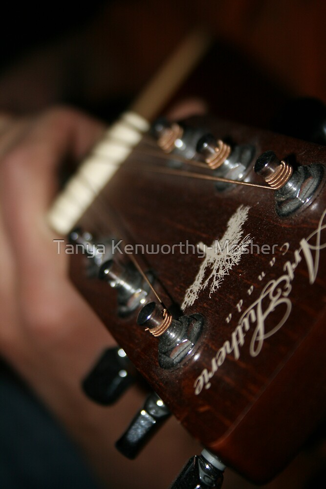 Art&Lutherie by Tanya Kenworthy-Mosher