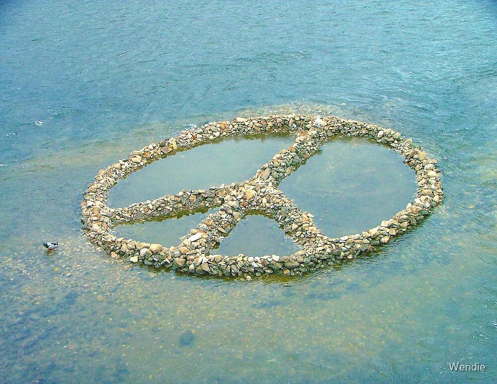 PEACE by Wendie