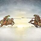 The Joust by Tom Parker