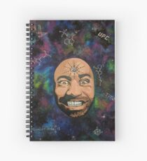 Joe Rogan Art Spiral Notebook