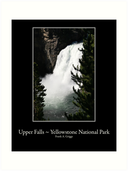 Upper Falls Two by FrankGImages