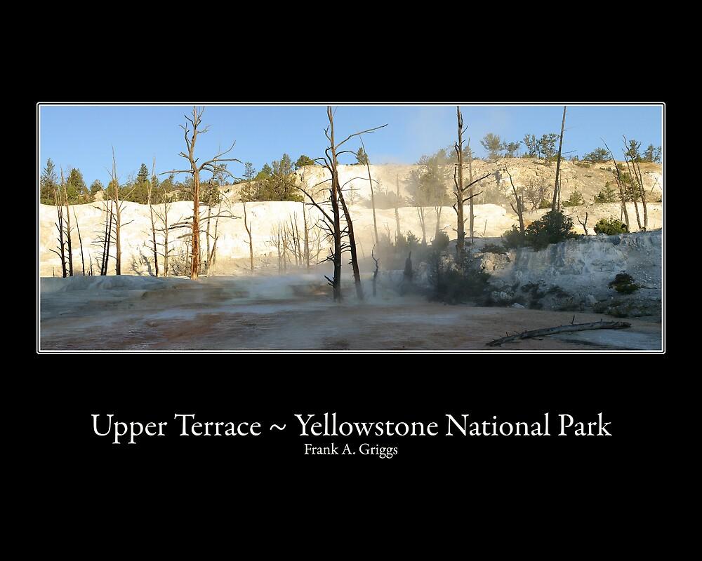 Upper Terrace by FrankGImages