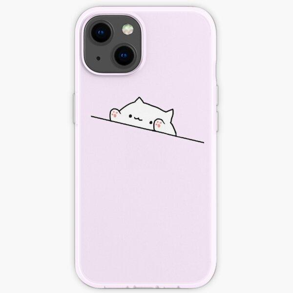 Bongo Cat iPhone Soft Case