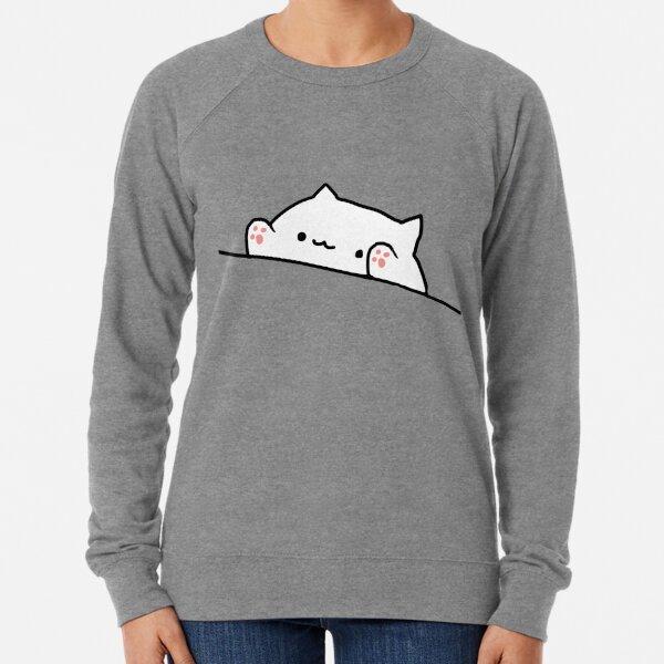 Bongo Cat Leichter Pullover