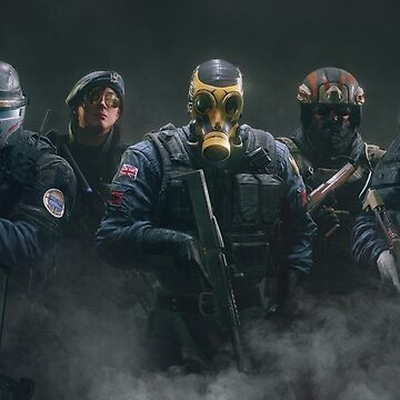 Siege Operators by GrizzlyGoods
