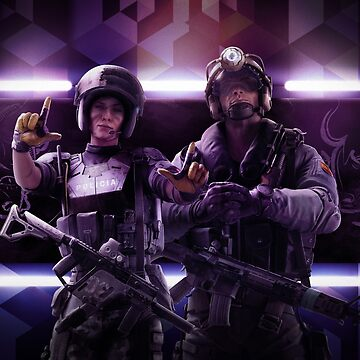 R6 French Operators by GrizzlyGoods
