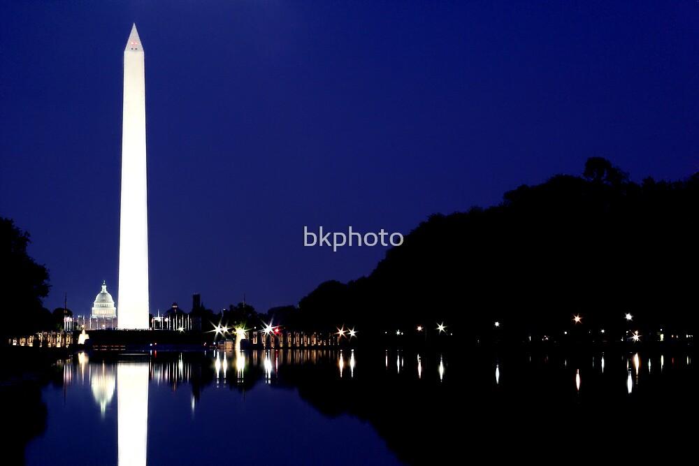 Washington DC - Reflection Pool by bkphoto
