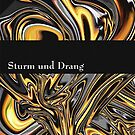 Sturm und Drang ... Abstract Art by edsimoneit