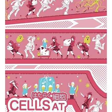 Cells at Work! by SnipSnipArt