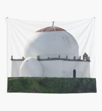 Arab Mosque Wall Tapestry