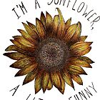 Sunflower by Julia Real