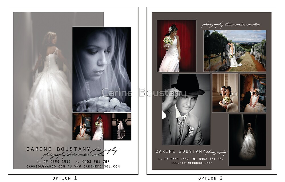 Bridal magazine ideas by Carine  Boustany