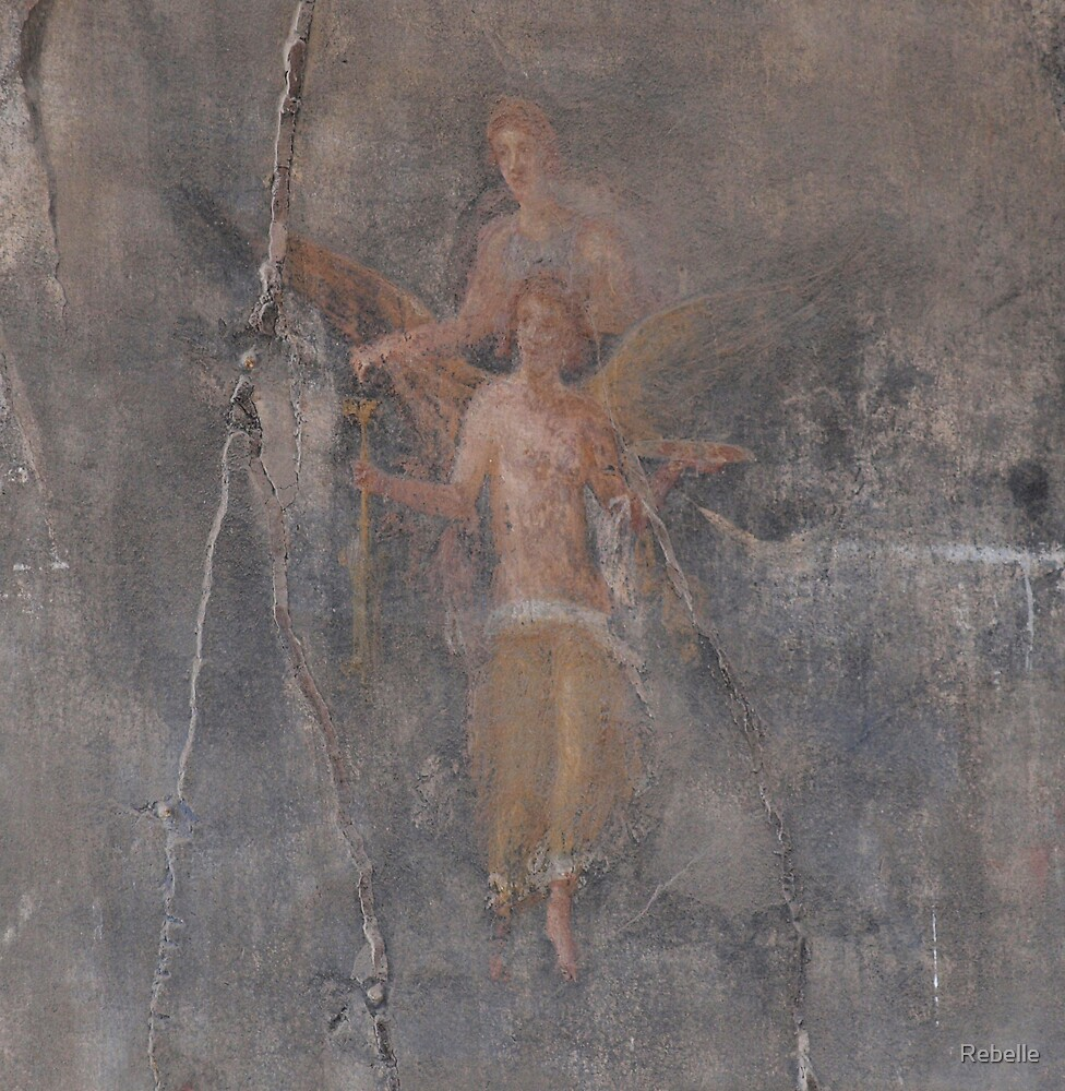 Angels of Pompei by Rebelle