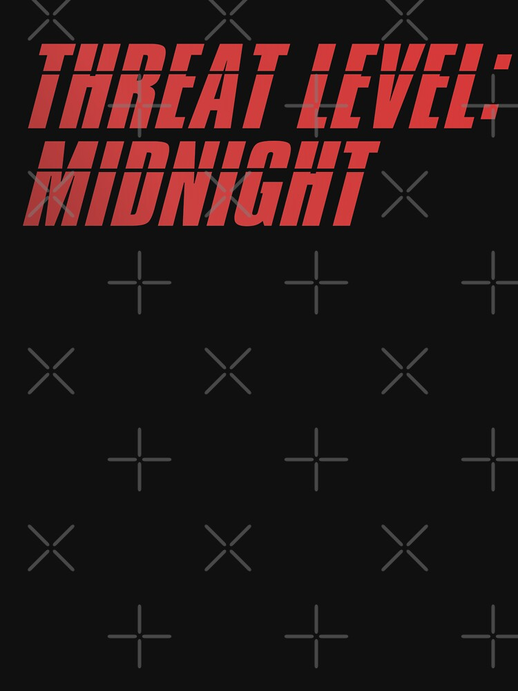 Threat Level Midnight - The Office by everything-shop