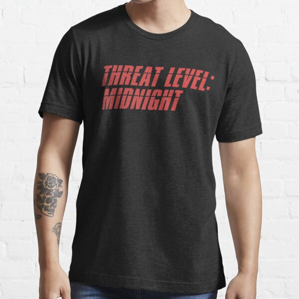 Threat Level Midnight - The Office Camiseta esencial