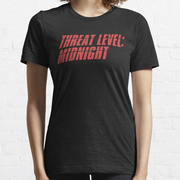 Threat Level Midnight - The Office Essential T-Shirt