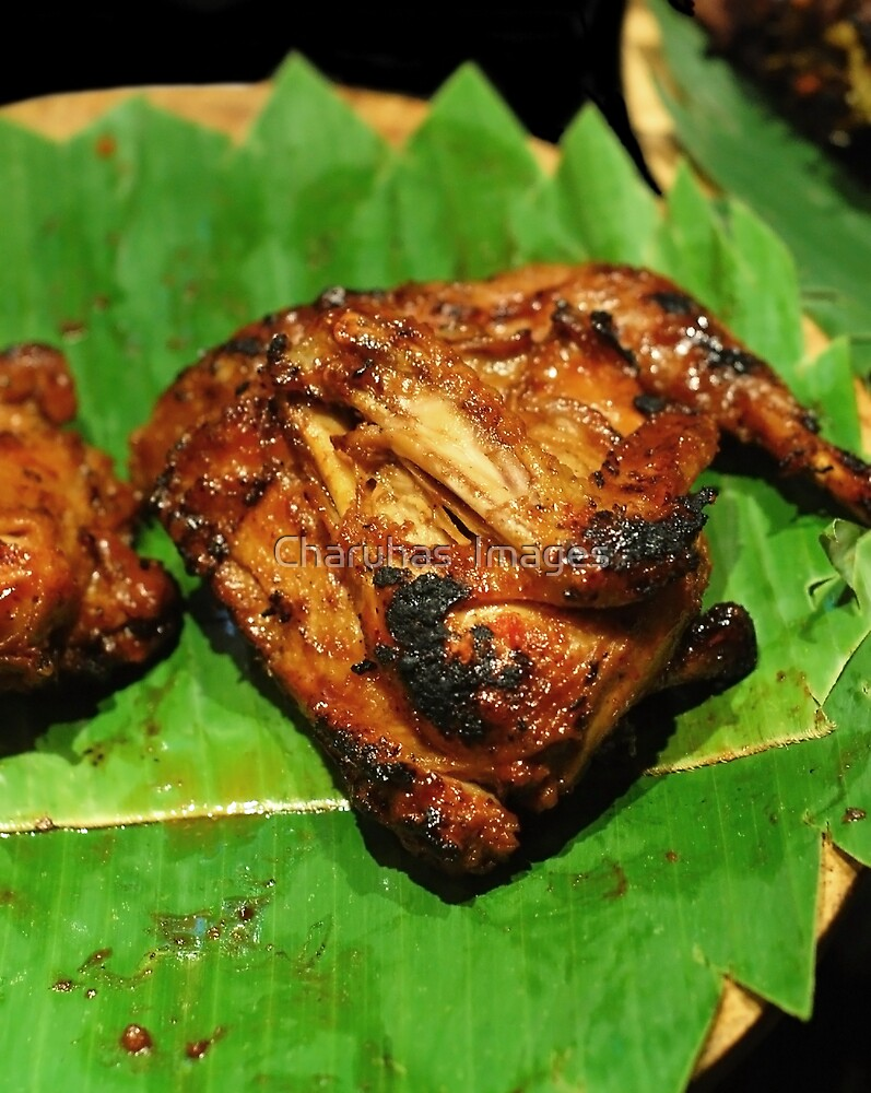 Grilled Chicken by Charuhas  Images
