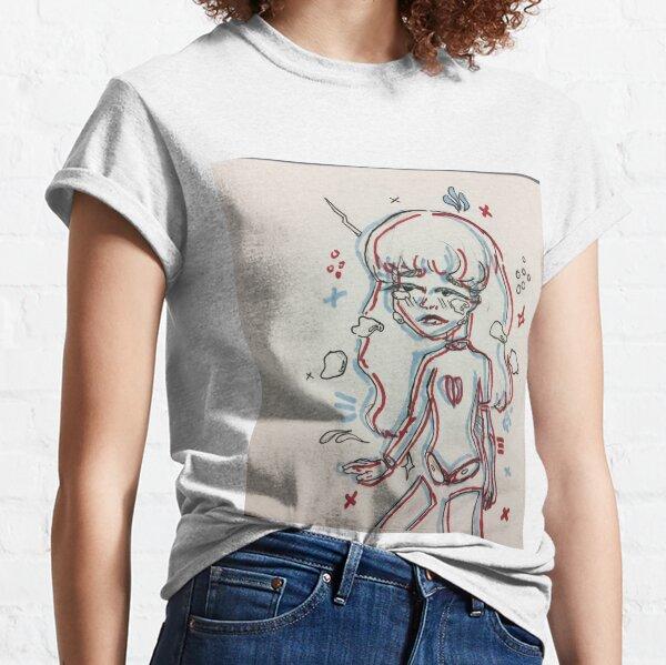 Three Dimensional Stress Classic T-Shirt