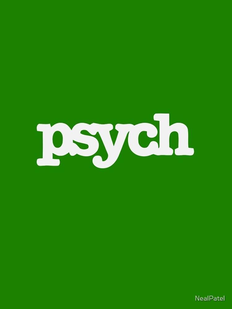 psych by NealPatel