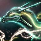 Dragon Ascent by NoelleMBrooks