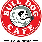 Bull Dog Cafe Eats by baggss