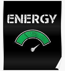 High Energy! Poster