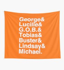 Bluth Jetset Wall Tapestry